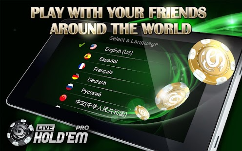 Live Hold'em Pro Poker Games Screenshot 35