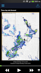 MetService Marine screenshot 6