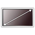 TV Screen Size Calculator icon