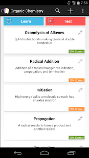 Stacks Flashcards - screenshot thumbnail