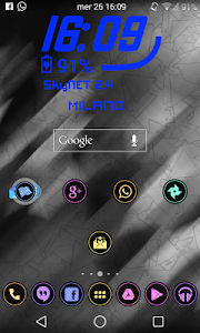 Round Carbon Icon Pack v1.0.0