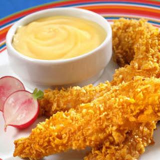 Honey Mustard Chicken Fingers.