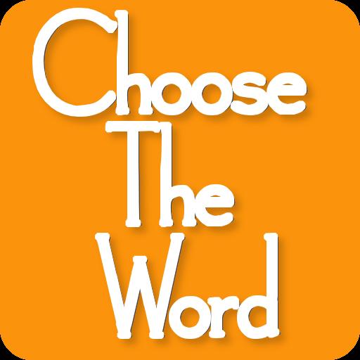 解謎必備App Choose The Word LOGO-綠色工廠好玩App