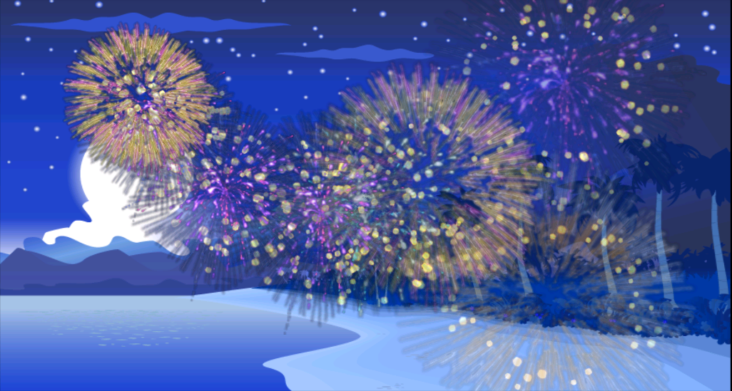 Fireworks- screenshot