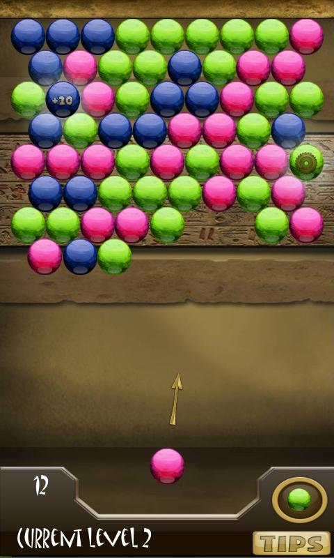 Bubbles Touch - screenshot