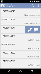 Root Call Blocker Pro v2.3.3.0.B19