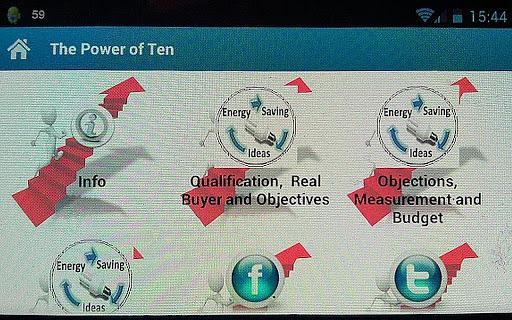 The Power of Ten