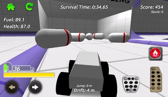 Stunt Monster Truck Simulator