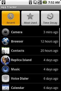 App Tracker- screenshot thumbnail