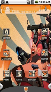 [HD]Team Fortress 2 Theme - screenshot thumbnail