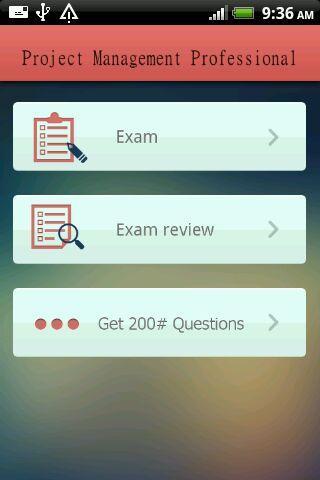 PMP Exam Advanced 100