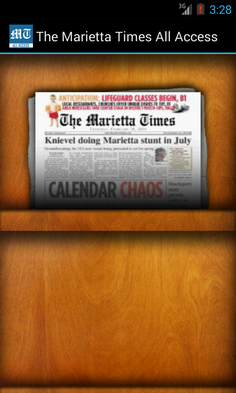 The Marietta Times All Access - screenshot
