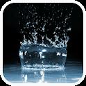 Water Splash Live Wallpaper icon