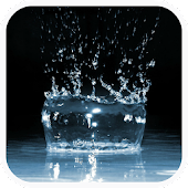 Water Splash Live Wallpaper