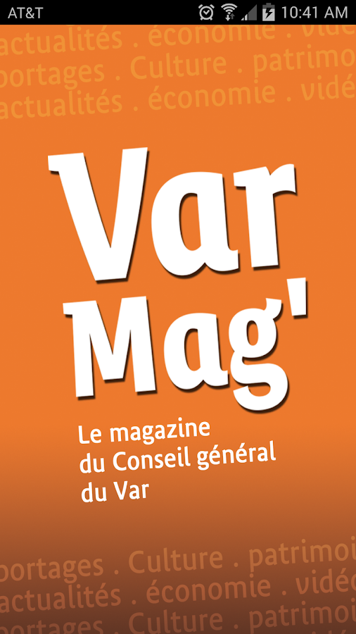 Varmag, magazine du var - CG83- screenshot