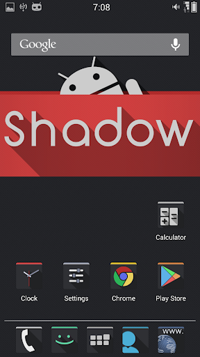 Shadow Theme Chooser