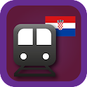 CROATIA TRAM icon