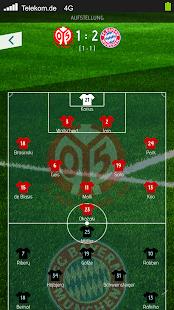 Herzrasen Fußball Live Ticker - screenshot thumbnail