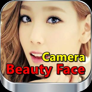 韩国美女面对摄像机