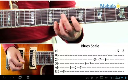 Master Guitar Solos - screenshot thumbnail