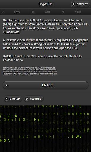 CryptoFile