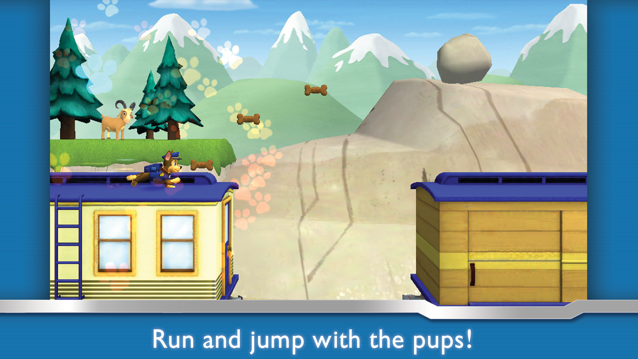 PAW Patrol Rescue Run HD Android Apps On Google Play