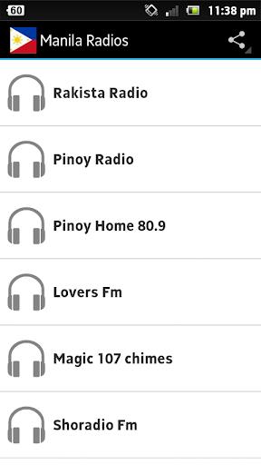 Manila Radios