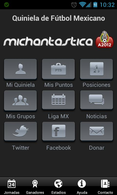 Michantastica- screenshot