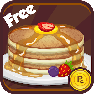 Pan Cake Maker  Cooking Game