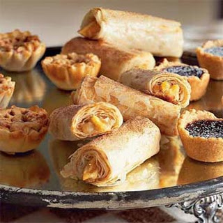 Apple and Cream Cheese Roll-Ups.