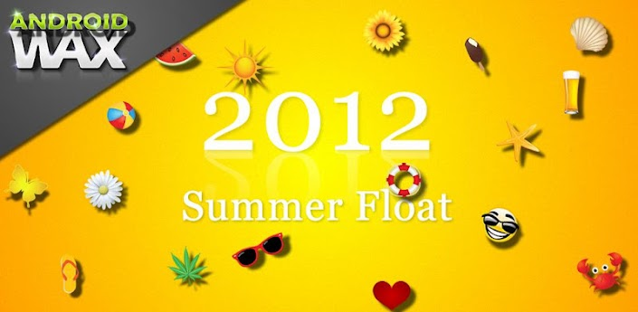 Summer Float 2012 LWP apk