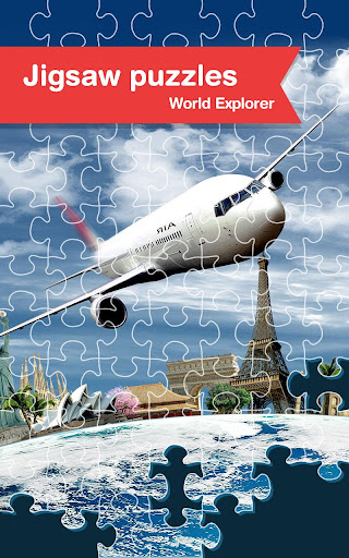 Jigsaw Puzzles: World Explorer