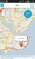 Screenshot of Istanbul Offline Map & Guide