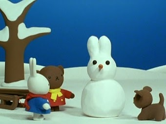 Miffy and the Snow Bunny/Miffy Flies a Kite