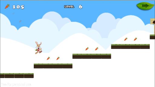 丛林兔子运行