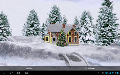 Snow HD Free Edition- screenshot thumbnail