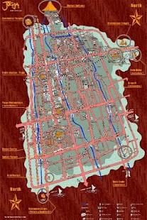 Jogja Tourist Map - screenshot thumbnail