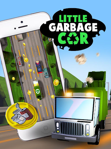 【免費家庭片App】Little Garbage Car in Action-APP點子