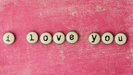 我愛你動態壁紙