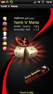 Yamb o Mania Knobel Yatzy Yam - screenshot thumbnail