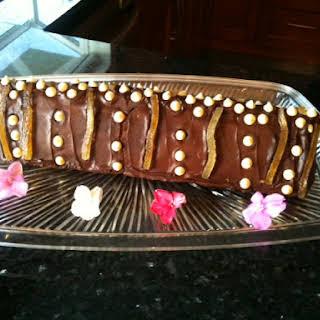 Fresh Ricotta No-Bake Cake.