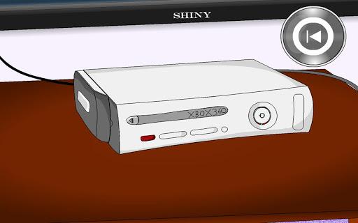 摧毁一台Xbox 360。
