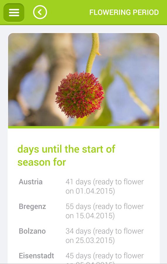 Pollen - screenshot