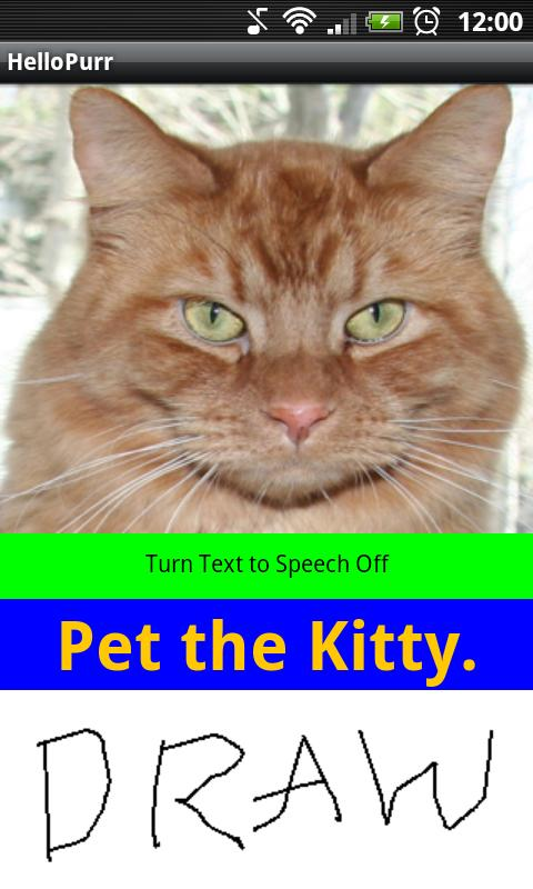 Kitty Pet- screenshot