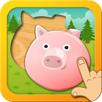 Animal Fun Puzzle for Toddlers 1.6 Apk