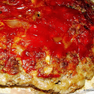 Simple Old Fashion Meatloaf