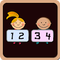 Kids Learn 1234 icon