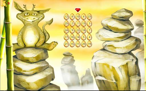 Dragoryは簡単なパズルゲームです。