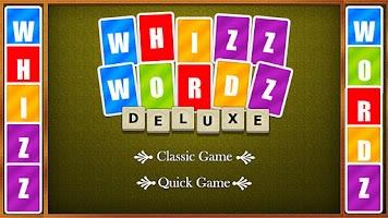 Screenshot of Whizz Wordz Free Edition