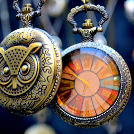 by Alexandra Tsalikis - Artistic Objects Clothing & Accessories ( time, watch, object,  )